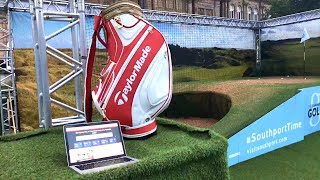 WHO WON THE TAYLORMADE LIMITED EDITION TOUR BAG?!