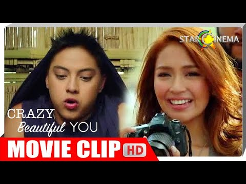 Download Kiko: May gagamba! | 'Crazy Beautiful You' | Movie Clips