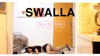 """SWALLA"" - BLACKPINK LISA SOLO DANCE - Iasmin Martins Dance Cover"