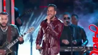Romeo Santos ft Raulín Rodríguez - La demanda / Aventura - Inmortal (Premios billboard 2019)
