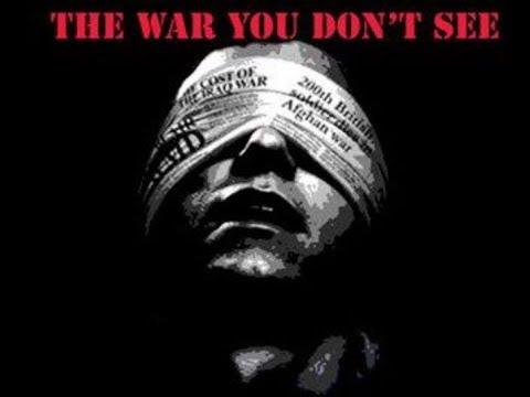 Wojna, którejniewidać