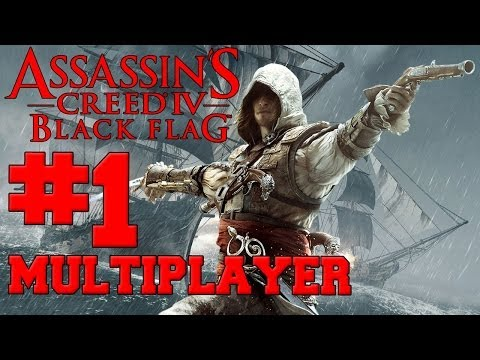 Assassin's Creed IV Multiplayer - #1 - JUNGLE WARFARE!! w/Hypercore Ripper