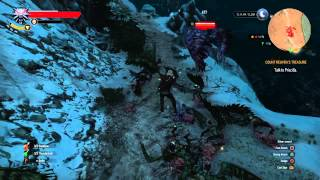 The Witcher 3: Wild Hunt - Lower level XP farming