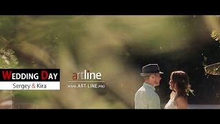 Свадьба в стиле рустик   Выездная регистрация   Парк Южных культур в Сочи