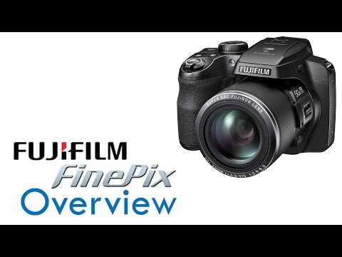 Fujifilm Finepix Overview Tutorial