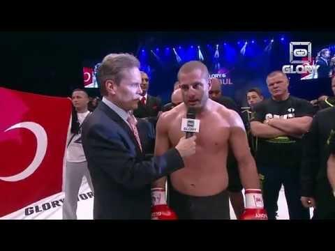 GLORY 6 Istanbul - Daniel Ghita vs Gökhan Saki (Full Video)