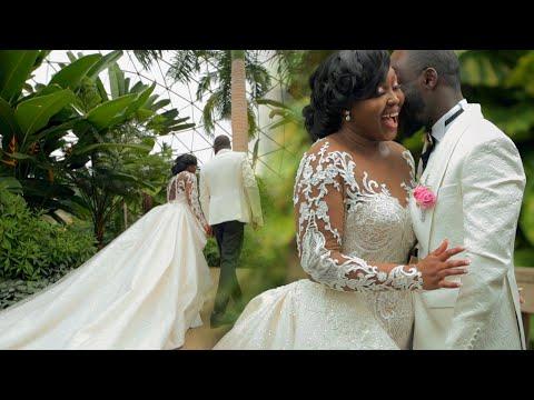 SIERRA LEONE/ LIBERIAN WEDDING VIDEO - JOSEPH +  ISATU