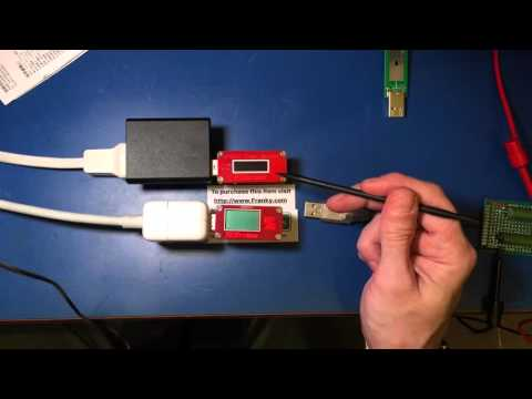 YZXStudio USB 2.0 LCD Power Monitor - More Gadget Tech Thoughts