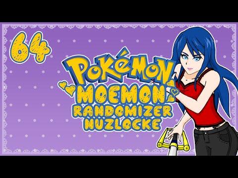 Pokémon Moemon Randomizer Nuzlocke - Hot Tentacle Monster - Part 64 (MorganWant)