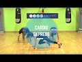 High intensity fat burning cardio workout (25 minutes)