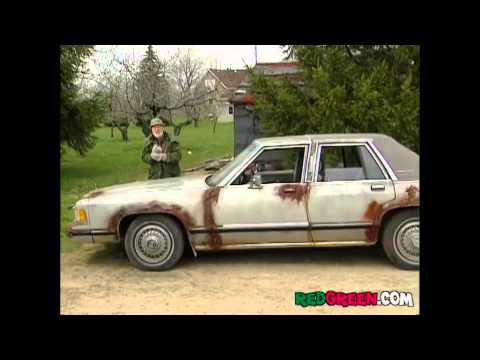 "Handyman Corner ""Mid-Engine Car"""