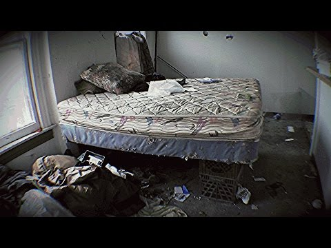 Thumbnail: Urbex Gone Wrong Entered Abandoned House Occupied By Homeless Crazy Find