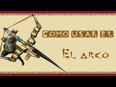 Monster Hunter 3 Ultimate: Como usar el arco [3DS Gameplay]