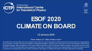 ESOF 2020 - Climate On Board thumbnail