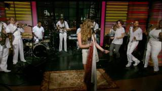 Joss Stone - Free Me [Live Regis and Kelly] HD