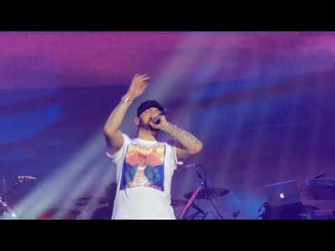Eminem - Not Afraid (Hannover, Germany, 10.07.2018) Revival Tour