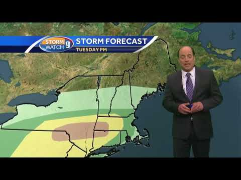 Watch: Dry overnight before storms