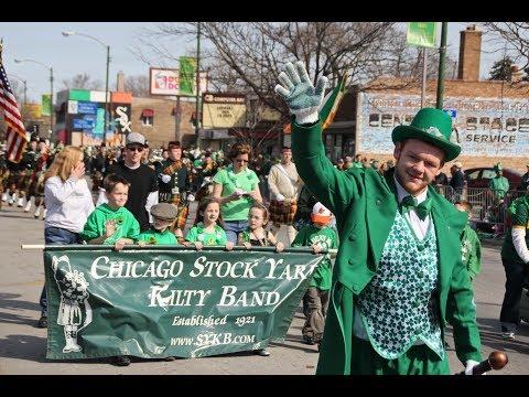 South side St Patricks parade Chicago 2018