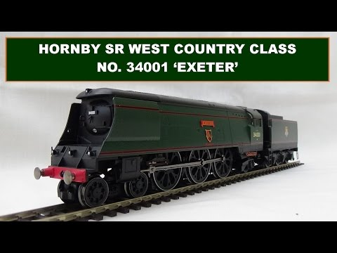 OO Models In Profile - Hornby Unrebuilt West Country
