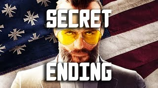 Far Cry 5 SECRET ENDING! How To Get It + Cutscenes