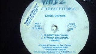 Chris Garcia   Chutney Bacchanal Tabla Mix