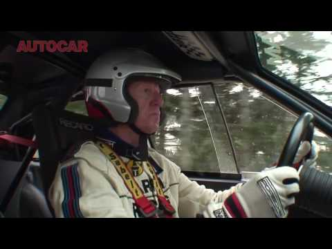 Walther Rohrl drives the Audi Quattro up the Col de Turini - autocar.co.uk