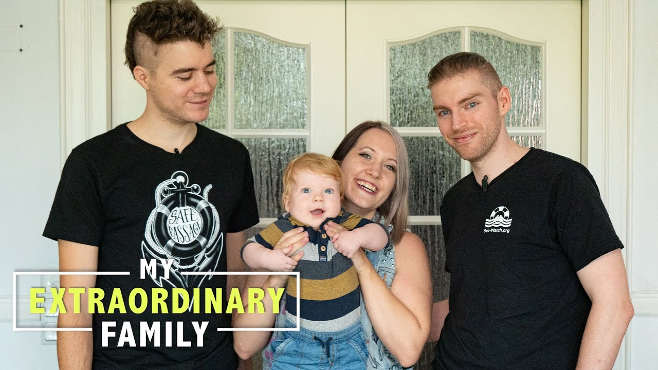 Poly Throuple Won't Reveal Who The Father Is | My Extraordinary Family