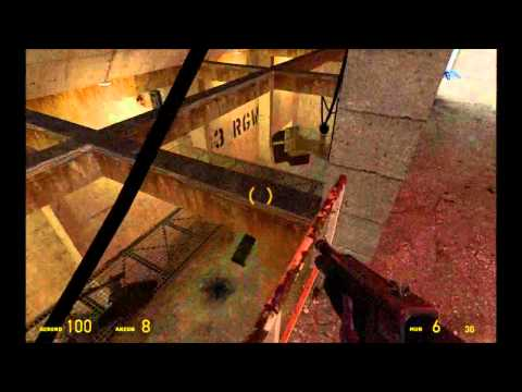 Let's play HL 2 MODS:  Offshore Part 11