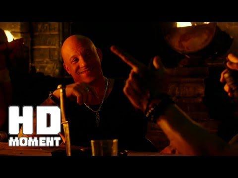 """Отряд """"Три Икса"""" играют в мячик гранатами - Три икса: Мировое господство (2017)"""