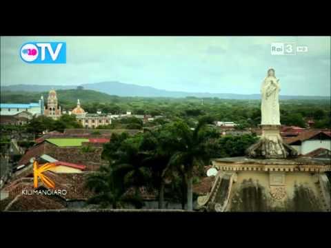 Televisión italiana destaca bellezas de Nicaragua y estilo de vida de su gente