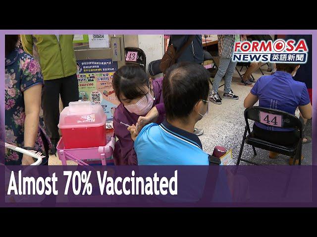 Japan sends sixth vaccine donation, single-dose coverage nears 70%