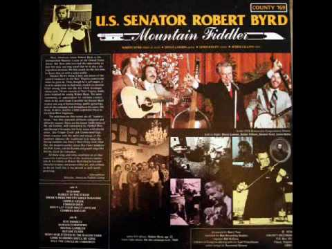 Senator Robert Byrd: Old Joe Clark (1978 Recording)