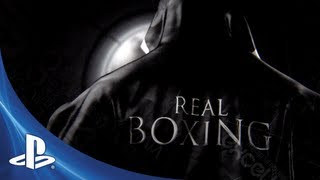 Real Boxing Trailer #1