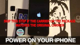 iOS 7.1 & 7.1.1 Unlock for iPhone 4S CDMA / GSM using