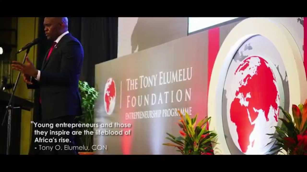 Image result for Tony Elumelu Entrepreneurship Program