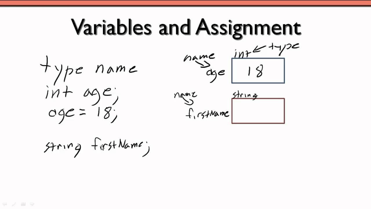 gmake determining variables