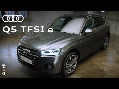 The New Audi Q5 TFSI e