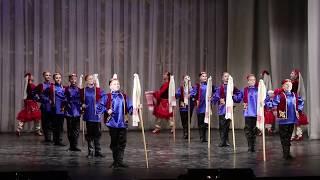 Татарский танец Сабантуй