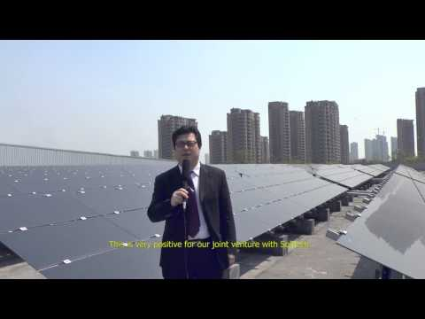Joint venture in China between SolTech Energy and Advanced Solar Power