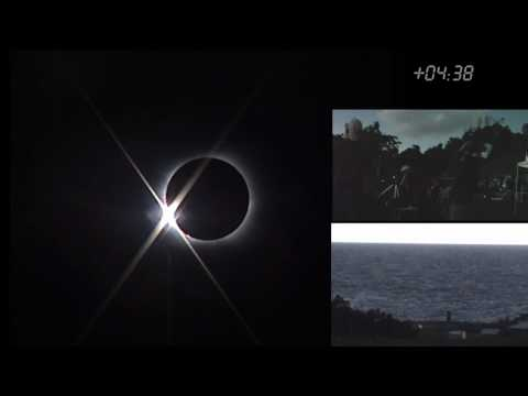 2010 Solar Eclipse Over Easter Island (uncut version)