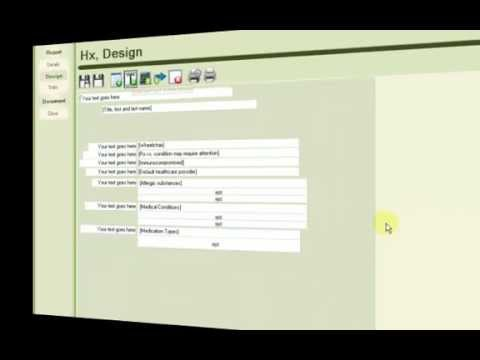 Creating a Report to Display a Patient's Medical History (ID: R3G3)