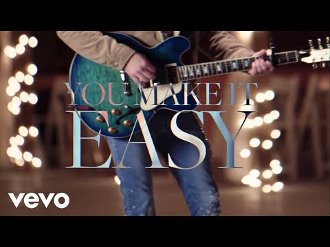 Jason Aldean  You Make It Easy Lyric