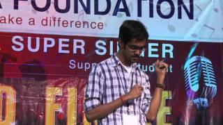 Spandana Super Singer 2010 - Mega Finale - Senior Winner - Vinod Krishnan