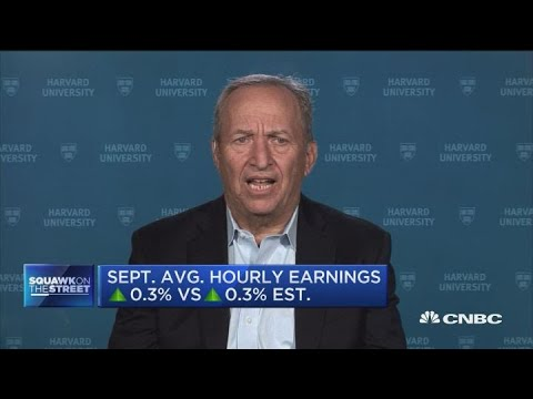 Larry Summers: Fed needs to be mindful of lags between monetary policy and real economy