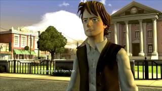 Back to The Future The Game - Episode 1 - Part 4 - Emmet Brown