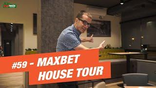 BETparačke PRIČE #59 - MaxBet HOUSE TOUR *imamo svoj šank*