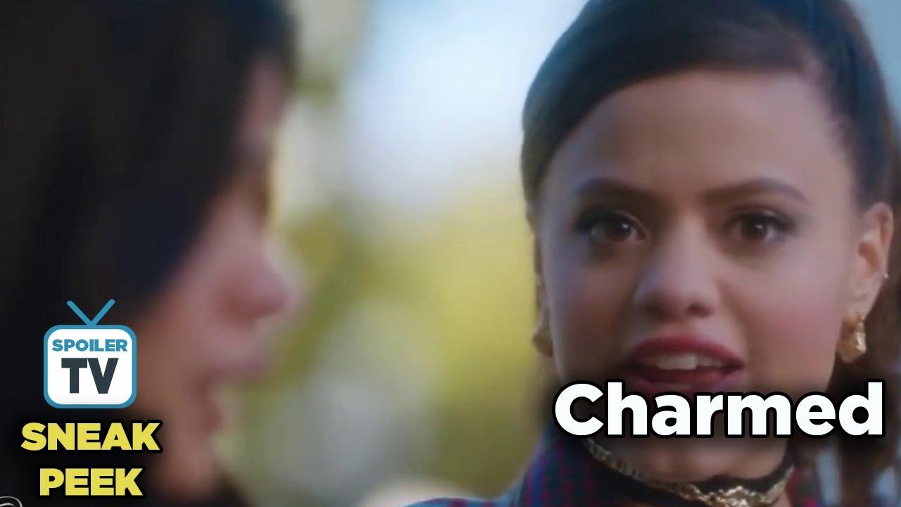 Video - Charmed 1x06 Sneak Peek