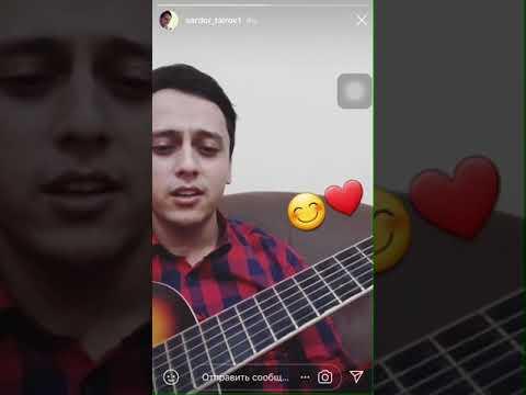 Sardor Toirov gitara chalyabti