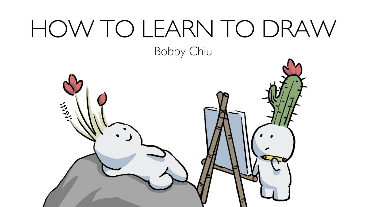 How to quickly learn to draw