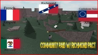 Community Raid mit CSA/RM/AFE - [Roblox] Capture The Flag